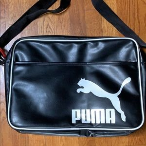 Puma shoulder laptop/travel bag